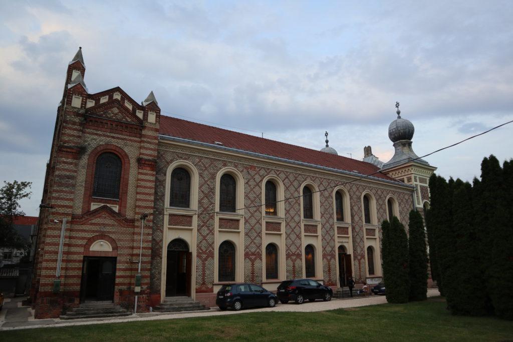 Kántorkoncert az Újpesti Városnapokon