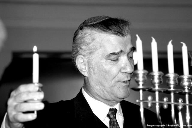 Elhunyt Klein Ervin főkántor